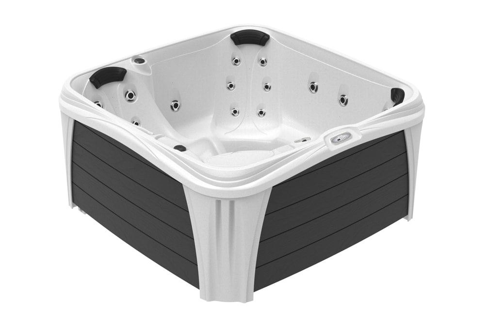 Play Collection Soul hot tub in Western New York