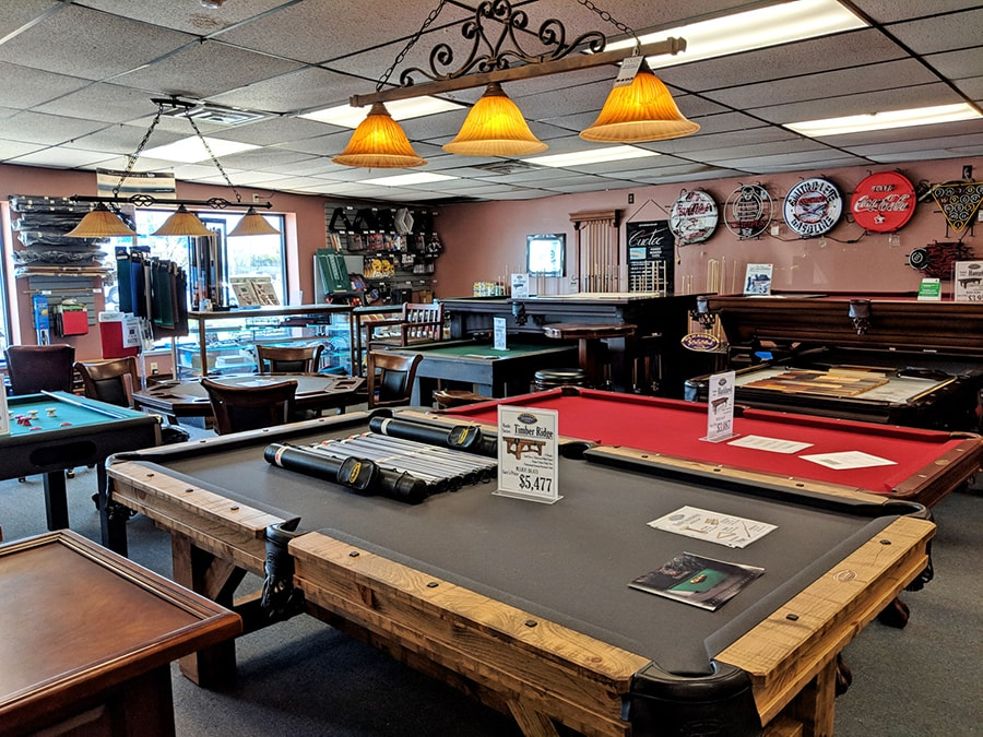 Amherst Gary Pools & Leisure Showroom