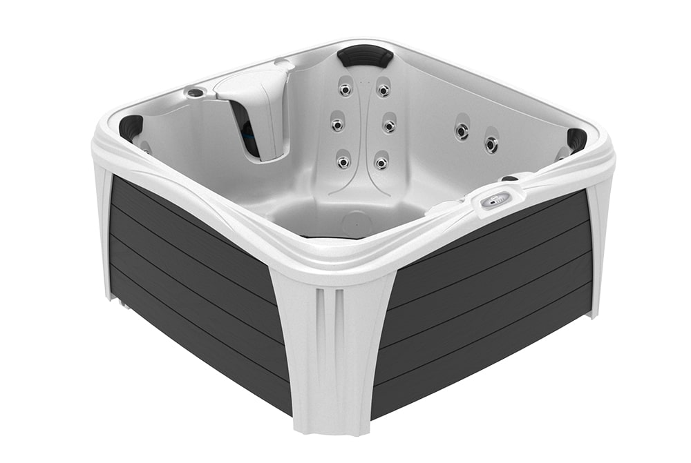 Play Collection Echo hot tub in Western New York