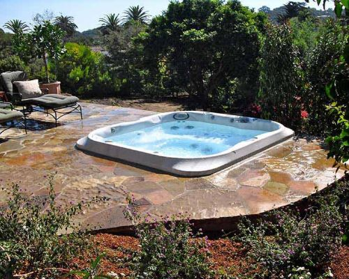 Backyard Jacuzzi® Installation Western New York