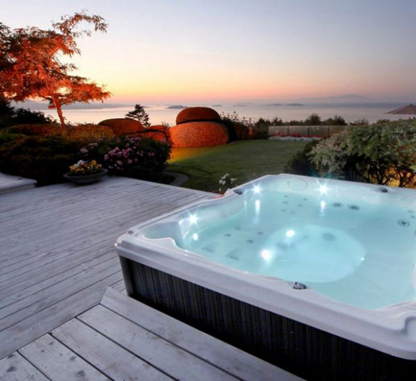 Jacuzzi® Hot Tubs in Western New York