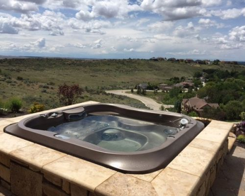 Jacuzzi® Hot Tub Mountains Amherst New York