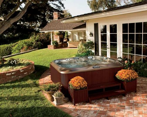 Jacuzzi® Hot Tub Summer Installation Cheektowaga