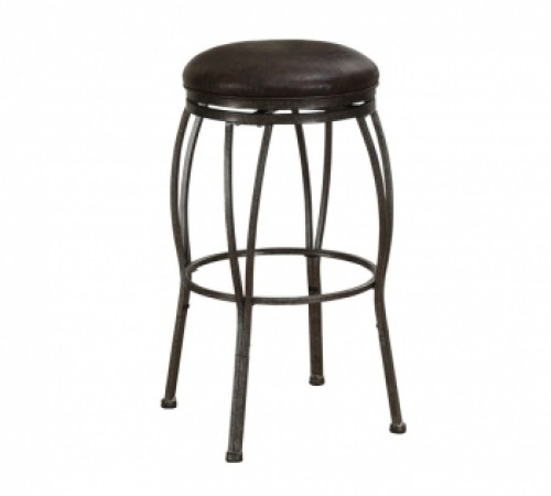 American Heritage Billiards Ashley Duel Height Stool For